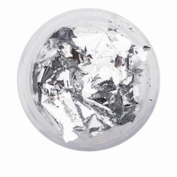 Фольга сусальное золото FRC Beauty (Серебро)