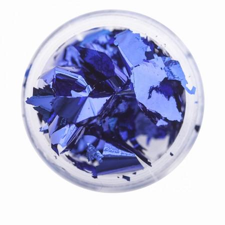 Фольга сусальное золото FRC Beauty (Синяя)