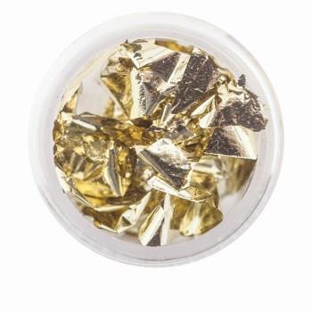 Фольга сусальное золото FRC Beauty (Светлое золото)