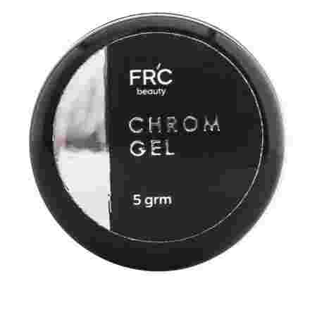 Гель-краска жидкий металл FRC 5 мл (Silver)