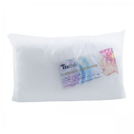 Полотенце нарезанные FRC 40х70 сетка 100 шт (Белый)