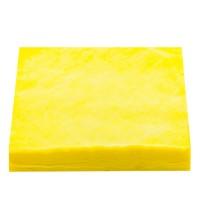 Салфетки нарезанные 20х20 сетка 50 шт (Желтый)