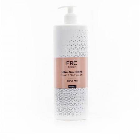 Крем для рук и ногтей увлажняющий FRC 1000 мл (Citrus Mix)