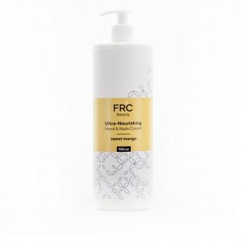 Крем для рук и ногтей увлажняющий FRC 1000 мл (Sweet Mango)