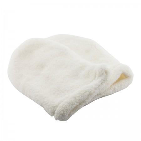 Перчатки махровые FRC 1 пара (Молочный)