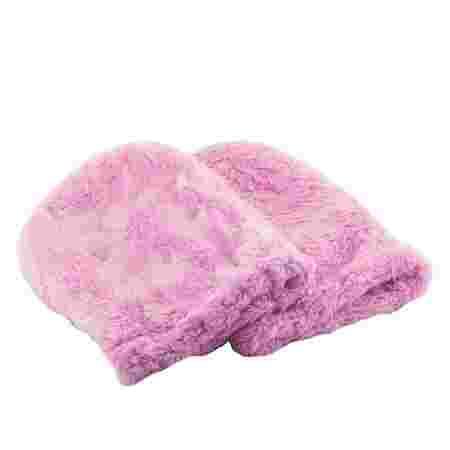 Перчатки махровые FRC 1 пара (Розовый)