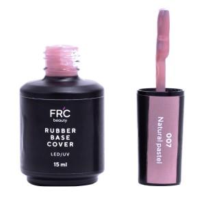 База камуфлирующая Ruber FRC 15 мл (007 Natural pastel)