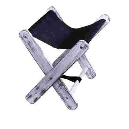 Подставка под сумку FRC Beauty (Белая Loft-черная ткань)