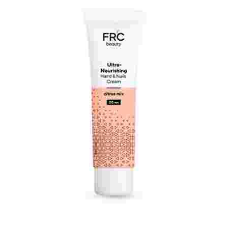 Крем для рук и ногтей увлажняющий FRC 20 мл (Citrus Mix)
