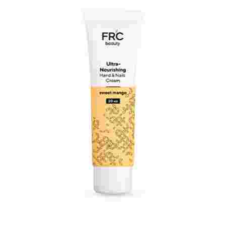 Крем для рук и ногтей увлажняющий FRC 20 мл (Sweet Mango)