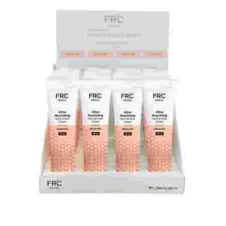 Крем для рук и ногтей увлажняющий FRC 20 шт 20 мл (Citrus Mix)