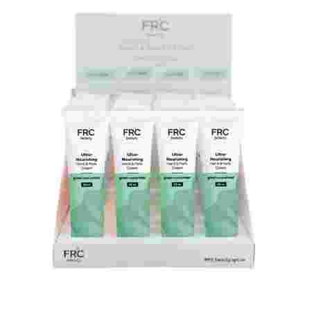 Крем для рук и ногтей увлажняющий FRC 20 шт20 мл (Green Cucumber)
