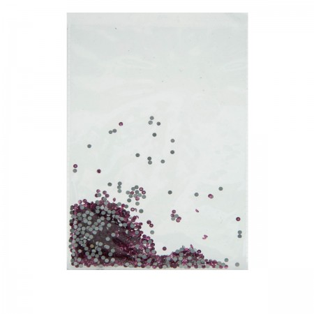 Стразы цветные 3 FRC 1420 шт (Rose)