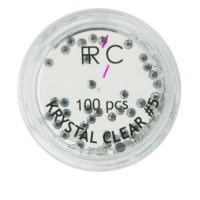 Стразы цветные 5 FRC 100 шт (Cristal)