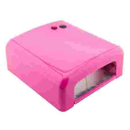Лампа электронная French 36W (Pink)
