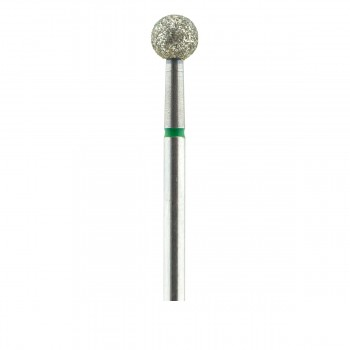 Фреза French Алмазная Круглая 001 (зеленая 534.050)