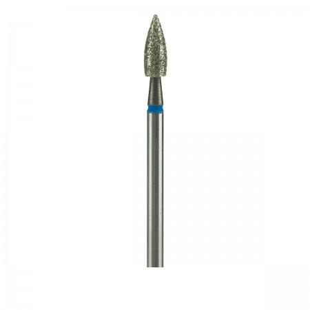 Фреза Алмазная Пламя 243 (синяя 524.031)
