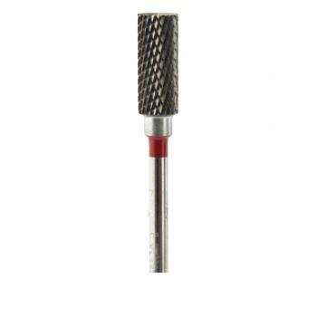 Фреза French ТВС Цилиндр 113 мелкая крестообразная нарезка (XF) (красная 050)