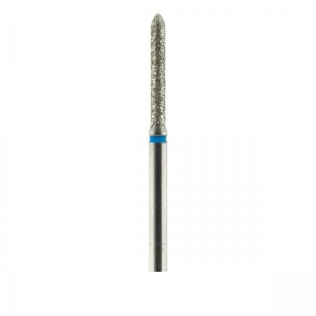 Фреза French Алмазная Пуля удлиненная 292 (синяя 524.018)