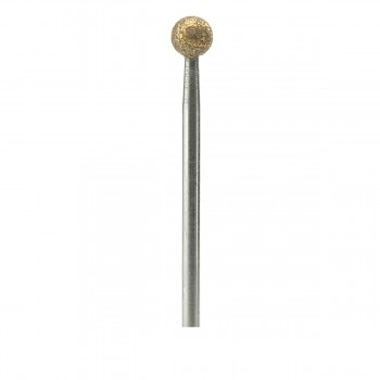 Фреза Gold Алмазная натуральная Круглая 001 (синяя 524.050)