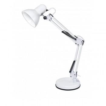 Лампа настольная на подставке (White)