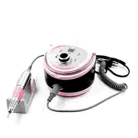 Фрезер ZS-606 65W 3500 тыс.об. (Розовый)