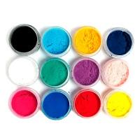 Бархат цветной Глобал в банке 1 шт