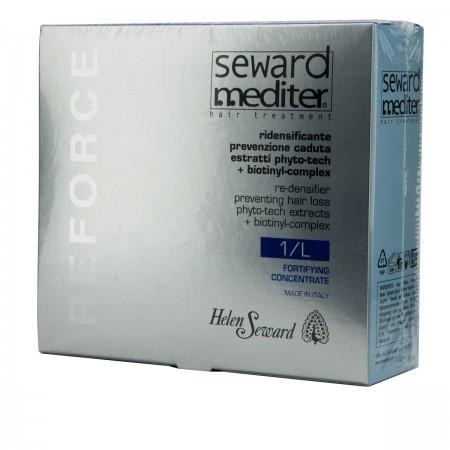 Лосьон укрепляющий для волос HELEN SEWARD Fortifying Hair Lotion 1/L 8*10 мл