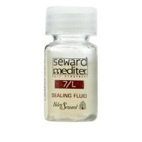 Флюид защитный для поврежденных и безжизненных волос HELEN SEWARD Sealing Fluid 7/L 1*8 мл