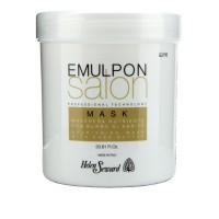 Маска для волос с маслом карите HELEN SEWARD Emulpon Salon Nourishing Mask 1000 мл