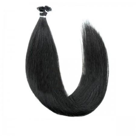 Волосы на капсулах Human Hair Е 45-50 см 100 г (+/- 5 г) 01