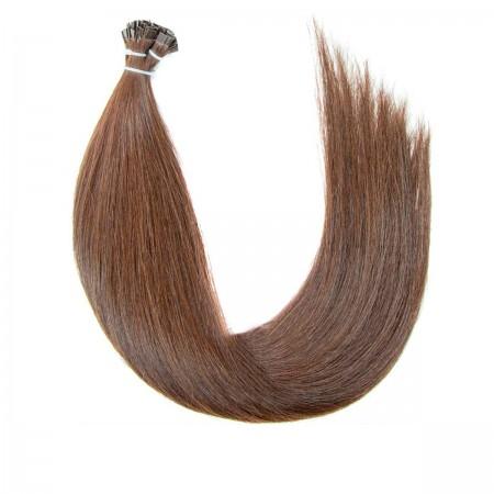 Волосы на капсулах Human Hair Е 55 см 100 г (+/- 5 г) 10