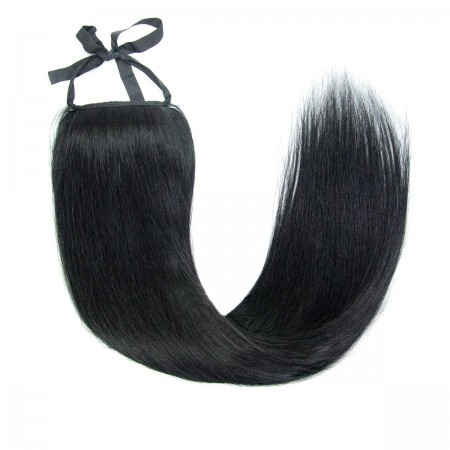 Хвост Human Hair Е 55 см 95 г 01