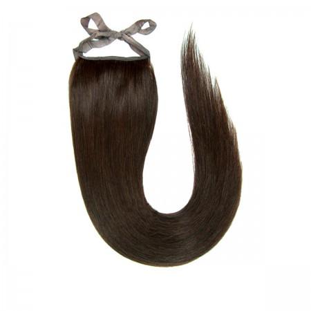 Хвост Human Hair Е 55 см 95 г 02