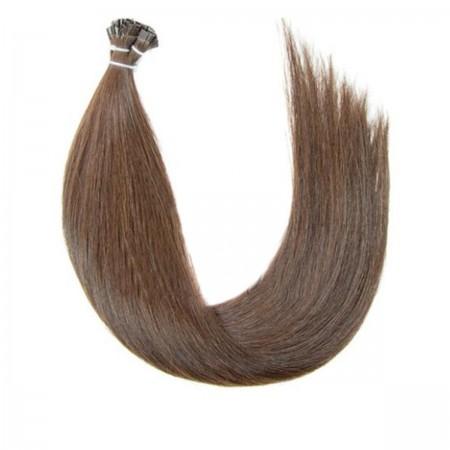 Волосы на капсулах Human Hair Славянка 45-50 см 100 г (+/- 5 г) 04