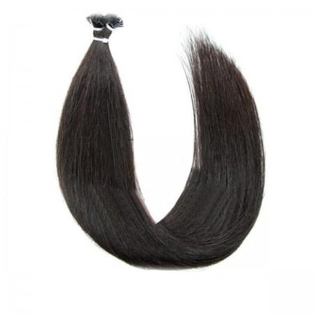 Волосы на капсулах Human Hair Е 66 см 100 г (+/- 5 г) 01В