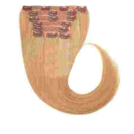 Волосы на заколках Human Hair Е 50 см 100 г (+/- 5 г) (8 прядей) 16