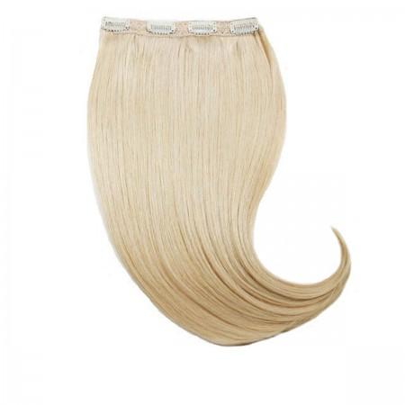 Волосы на заколках Human Hair Е 55 см 120 г (+/-5 г) (4 пряди) 60