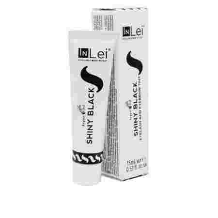 Краска для бровей и ресниц INLEI 15 мл (Shiny Black)