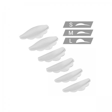 Набор Innovator Cosmetics бигуди силиконовые S, M, L