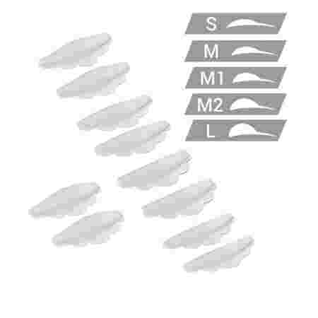Набор Innovator Cosmetics бигуди силиконовые S, M, M1, M2, L