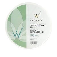 Стрипсы для депиляции Monouso в рулоне 100 м