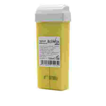 Воск в кассете ItalWax абрикос 100 мл