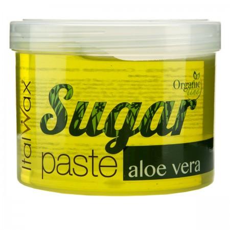 Паста сахарная жесткая ItalWax алое 750 мл