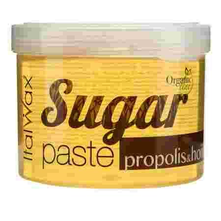 Паста сахарная мягкая ItalWax мед и прополис 750 мл