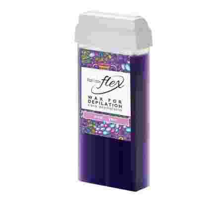 Воск в кассете ItalWax Flex вино 100 мл