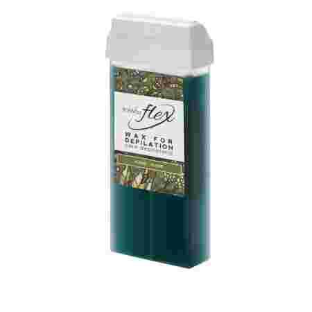 Воск в кассете ItalWax Flex водоросли 100 мл
