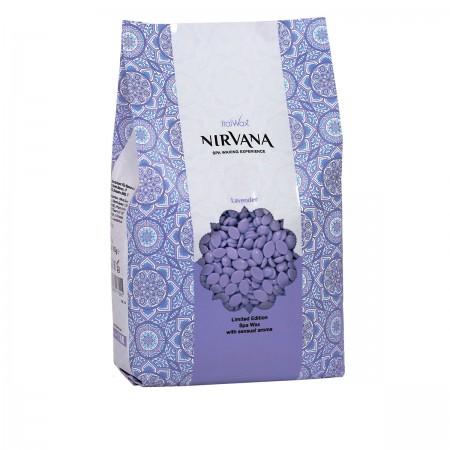 Воск горячий в гранулах ItalWax Nirvana лаванда 1 кг