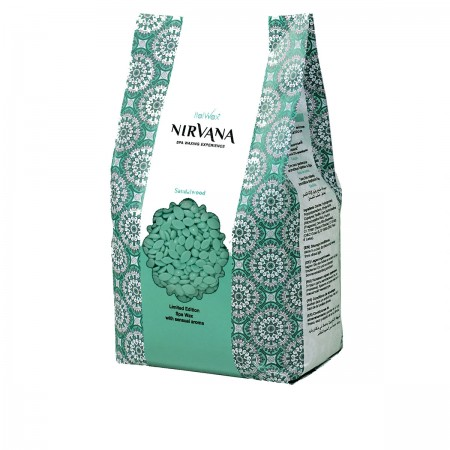 Воск горячий в гранулах ItalWax Nirvana сандал 1 кг