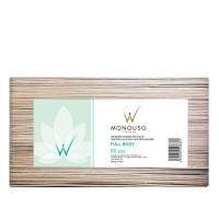 Шпатель деревянный ItalWax Full Body 60 шт